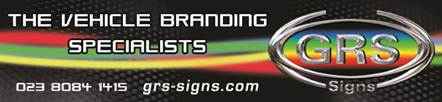 GRS Signs Logo